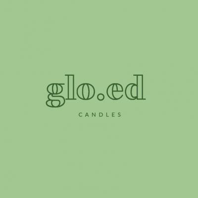 GLO.ED CANDLES